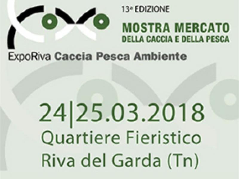 13^ Edizione - Expo Riva Caccia Pesca Ambiente 2018