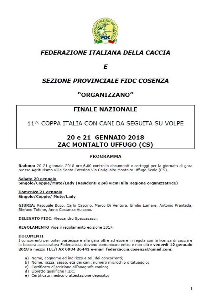 programma coppaitalia2018