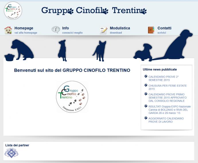 gruppo cinofilo