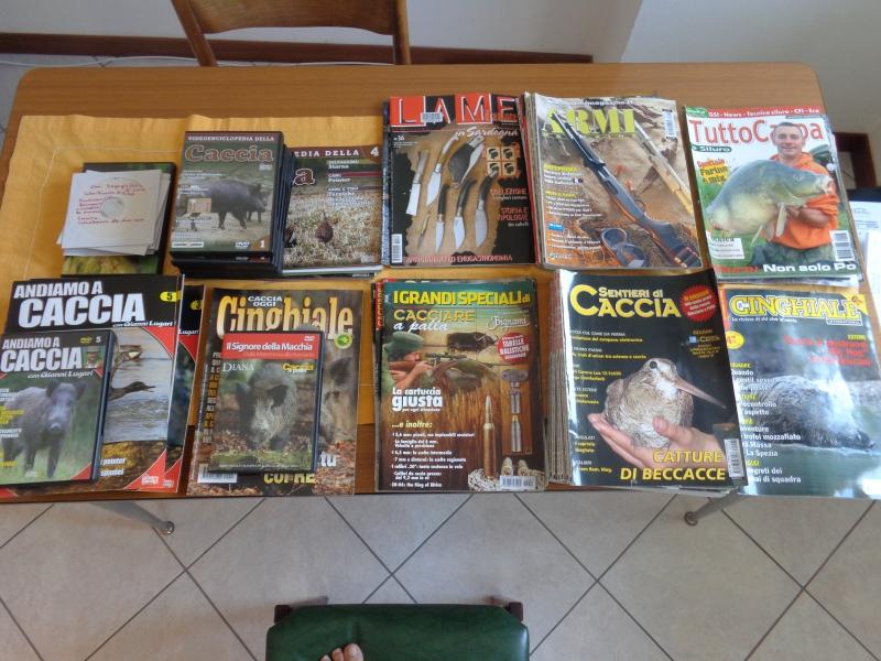 Riviste caccia e pesca