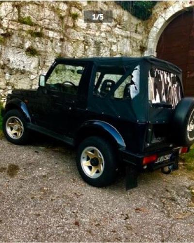 SUZUKI SJ400/Samurai - 1985 - Auto In vendita a Trento