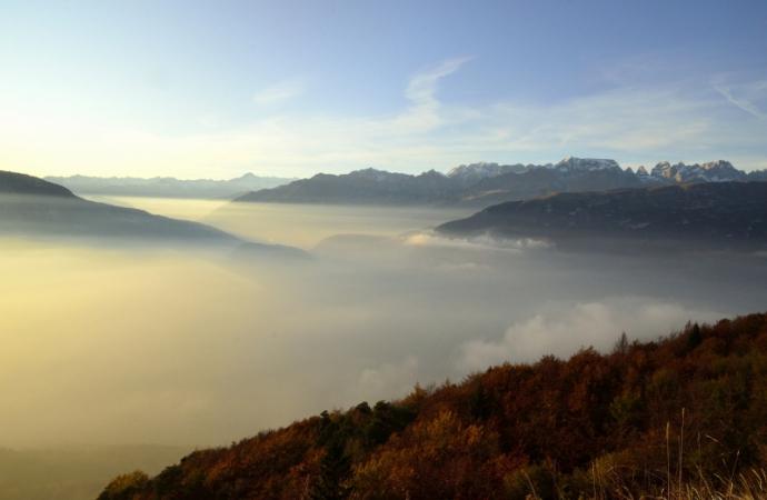 L'autunno è il silenzio prima dell'inverno - proverbio francese